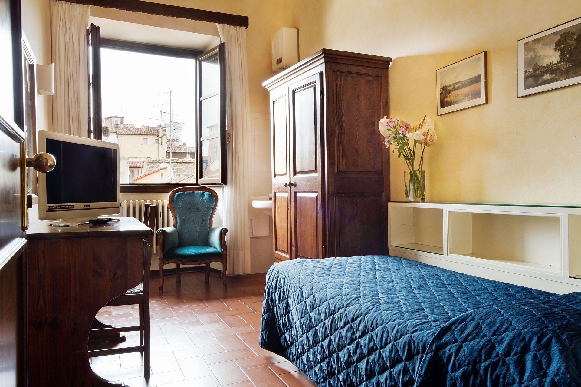 Hotel Alessandra Firenze • Le Foto delle Camere